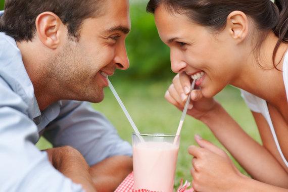 Здоровье и красота благодаря молоку.