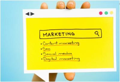 SEO, PPC, SMM - главные элементы интернет-маркетинга